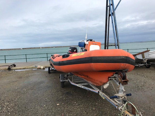 Orange Rib for sale